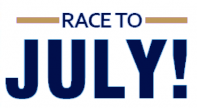 Race to July